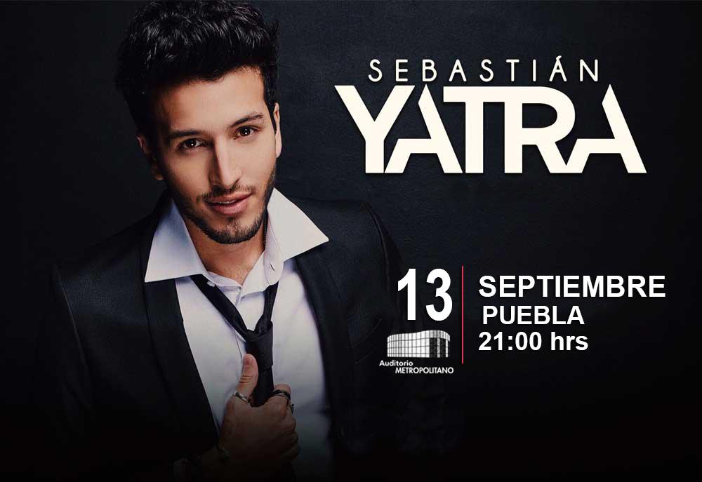 """Sebastián Yatra presentará su gira """"Mantra"""" y ofrecerá un"""